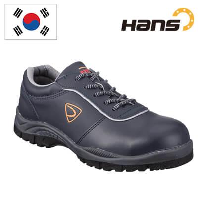 Giày bảo hộ Hans HS 304-NR - TẶNG KÈM 1 ĐÔI VỚ NAM CAO CẤP