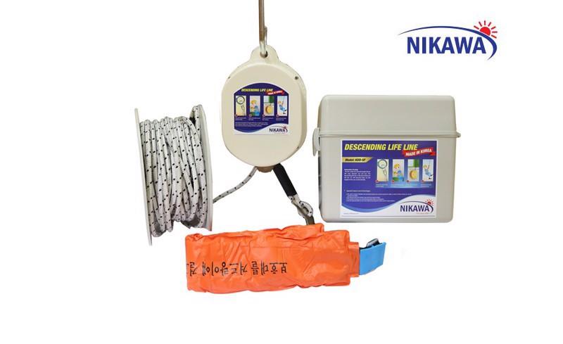 Dây thoát hiểm Nikawa Hàn Quốc